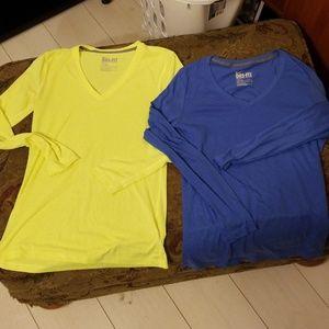 Nike Dri-Fit longsleeve women's shirts size S